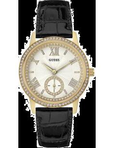 Chic Time | Montre Femme Guess W0642L2 Noir  | Prix : 199,00€
