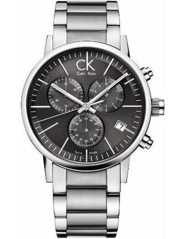 Chic Time | Montre Calvin Klein CK Chrono Post-minimal K7627161  | Prix : 297,42€