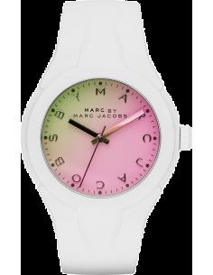 Chic Time | Montre Femme Marc by Marc Jacobs X-UP MBM5536 Blanc  | Prix : 159,00€