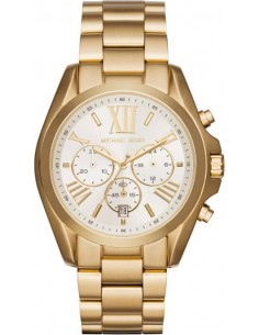 Chic Time | Montre Femme Michael Kors Bradshaw MK6266 Or  | Prix : 220,15 €