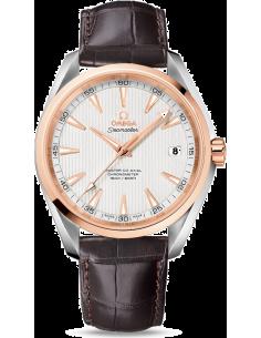 Chic Time | Montre Homme Omega Seamaster 23123422106003 Marron  | Prix : 7,000.00