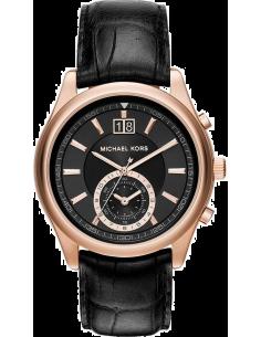 Chic Time | Montre Homme Michael Kors MK8460 Noir  | Prix : 167,40€