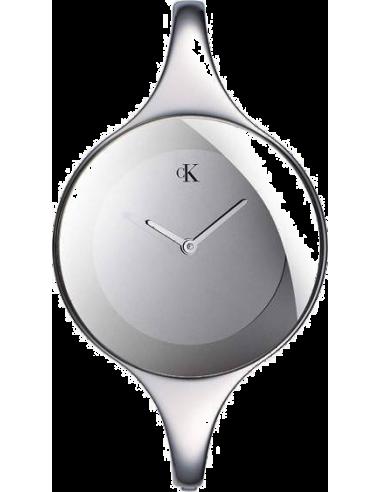 Chic Time   Montre Femme Calvin Klein CK Mirror L K2823360    Prix : 389,00€