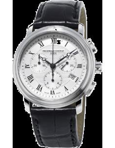 Chic Time | Montre Homme Frédérique Constant Classics 292MC4P6 Noir  | Prix : 795,00€