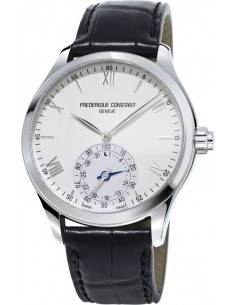 Chic Time   Montre Homme Frédérique Constant Horological SmartWatch 285S5B6 Noir    Prix : 995,00€