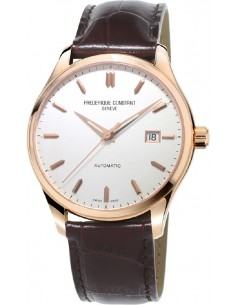 Chic Time   Montre Homme Frédérique Constant Classics 303V5B4 Marron    Prix : 1,100.00