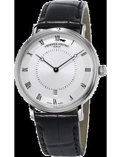 Chic Time | Montre Homme Frédérique Constant Slimline 306MC4S36 Noir  | Prix : 1,895.00