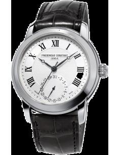 Chic Time   Montre Homme Frédérique Constant Classics 710MC4H6 Noir    Prix : 2,290.00