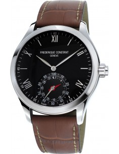 Chic Time | Montre Homme Frédérique Constant Horological SmartWatch 285B5B6 Marron  | Prix : 995,00€