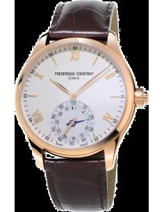 Chic Time | Montre Homme Frédérique Constant Horological SmartWatch 285V5B4 Marron  | Prix : 1,295.00