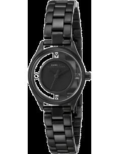 Chic Time | Montre Femme Marc Jacobs Tether MBM3419 Noir  | Prix : 223,20€
