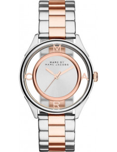 Chic Time | Montre Femme Marc Jacobs Tether MBM3436 Or Rose  | Prix : 223,20 €