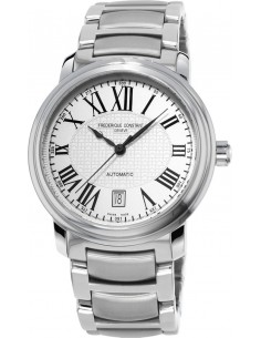Chic Time | Montre Homme Frédérique Constant Classics 303M4P6B3 Argent  | Prix : 1,250.00