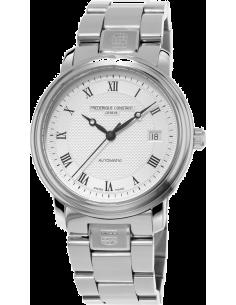 Chic Time | Montre Homme Frédérique Constant Classics 303MC3P6B Argent  | Prix : 1,250.00