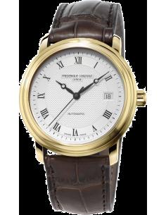 Chic Time | Montre Homme Frédérique Constant Classics 303MC4P5 Marron  | Prix : 1,350.00