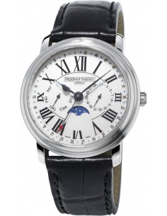 Chic Time | Montre Homme Frédérique Constant Classics 270M4P6 Noir  | Prix : 950,00€