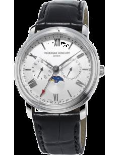 Chic Time | Montre Homme Frédérique Constant Classics 270SW4P6 Noir  | Prix : 950,00€