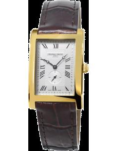 Chic Time | Montre Homme Frédérique Constant Classics 235MC25 Marron  | Prix : 930,00€