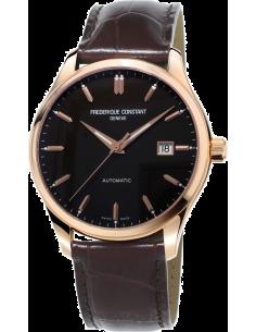 Chic Time | Montre Homme Frédérique Constant Classics 303C5B4 Marron  | Prix : 1,100.00