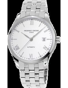 Chic Time | Montre Homme Frédérique Constant Classics 303WN5B6B Argent  | Prix : 1,195.00