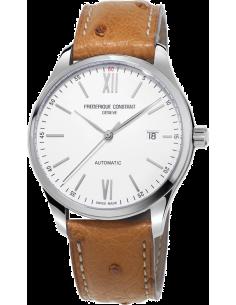 Chic Time | Montre Homme Frédérique Constant Classics 303WN5B6OS Marron  | Prix : 1,150.00