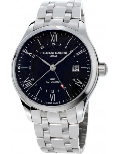 Chic Time | Montre Homme Frédérique Constant Classics 350B5B6B Argent  | Prix : 1,995.00