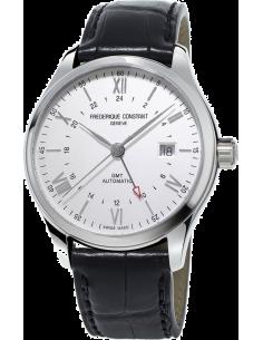 Chic Time | Montre Homme Frédérique Constant Classics 350S5B6 Noir  | Prix : 1,895.00
