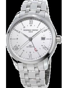 Chic Time | Montre Homme Frédérique Constant Classics 350S5B6B Argent  | Prix : 1,995.00