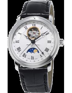 Chic Time | Montre Homme Frédérique Constant Classics 335MC4P6 Noir  | Prix : 1,760.00