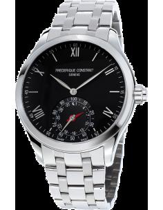 Chic Time | Montre Homme Frédérique Constant Horological SmartWatch 285B5B6B Argent  | Prix : 1,095.00