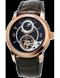 Chic Time | Montre Homme Frédérique Constant Heart Beat 942ABS4H9 Marron  | Prix : 13,500.00