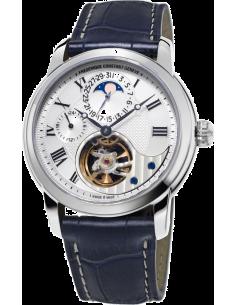 Chic Time | Montre Homme Frédérique Constant Heart Beat 945MC4H6 Bleu  | Prix : 5,400.00