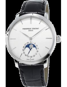 Chic Time | Montre Homme Frédérique Constant Manufacture 705S4S6 Noir  | Prix : 3,300.00