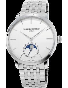 Chic Time | Montre Homme Frédérique Constant Manufacture 705S4S6B Argent  | Prix : 3,300.00