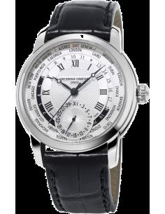 Chic Time | Montre Homme Frédérique Constant Manufacture 718MC4H6 Noir  | Prix : 3,450.00