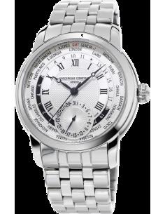 Chic Time | Montre Homme Frédérique Constant Manufacture 718MC4H6B Argent  | Prix : 3,450.00