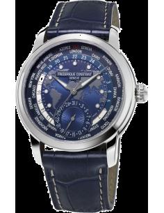Chic Time | Montre Homme Frédérique Constant Manufacture 718NWM4H6 Bleu  | Prix : 3,450.00