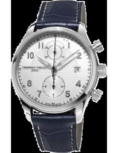 Chic Time | Montre Homme Frédérique Constant Runabout 393RM5B6 Bleu  | Prix : 2,750.00
