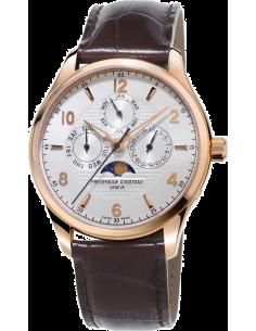 Chic Time | Montre Homme Frédérique Constant Runabout 365RM5B4 Marron  | Prix : 2,650.00