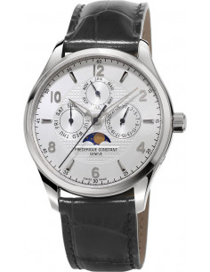 Chic Time   Montre Homme Frédérique Constant Runabout 365RM5B6 Noir    Prix : 2,350.00