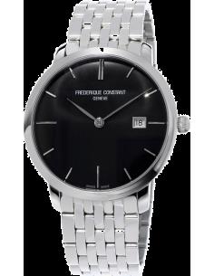 Chic Time | Montre Homme Frédérique Constant Slimline 306G4S6B3 Argent  | Prix : 1,990.00