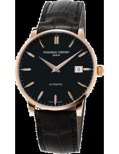 Chic Time | Montre Homme Frédérique Constant Slimline 316C5B9 Marron  | Prix : 3,990.00