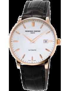 Chic Time | Montre Homme Frédérique Constant Slimline 316V5B9 Noir  | Prix : 3,990.00