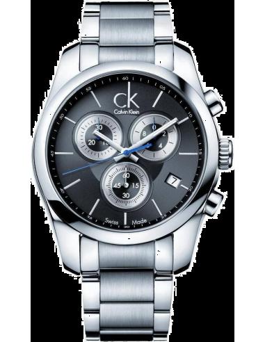 Chic Time | Montre Calvin Klein CK Strive K0K27107  | Prix : 294,90€