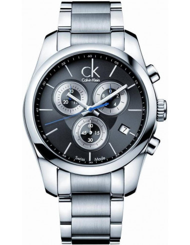 Chic Time | Montre Calvin Klein CK Strive K0K27107  | Prix : 294,90 €
