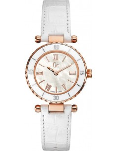 Chic Time | Montre Femme Guess Collection X70033l1S Blanc  | Prix : 576,75 €