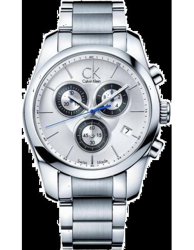 Chic Time | Montre Calvin Klein CK Strive K0K27120  | Prix : 294,90€