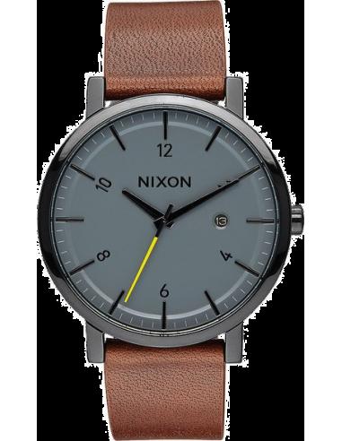 Chic Time | Montre Homme Nixon Rollo A945-017 Marron  | Prix : 225,00€