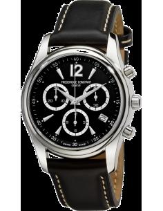 Chic Time | Montre Homme Frédérique Constant 292BS4B26 Noir  | Prix : 660,00€