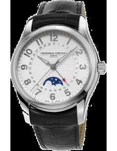 Chic Time | Montre Homme Frédérique Constant Runabout 330RM6B6 Noir  | Prix : 2,100.00